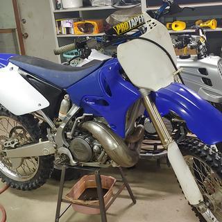 New bike goofin'