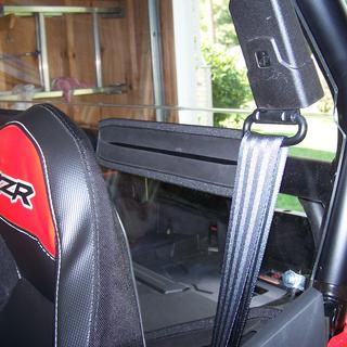 drivers side picture, of window, on my RZR 2019 trail model