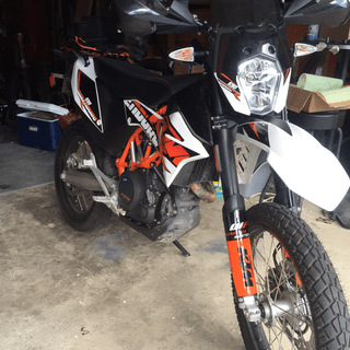 ktm lower fork decals | atv | rocky mountain atv/mc