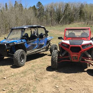 Work good in both my rzr's