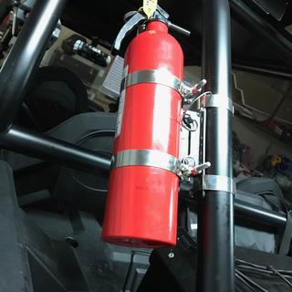 Tusk Fire Extinguisher