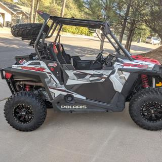 Great look on my 2018 RZR Trail!
