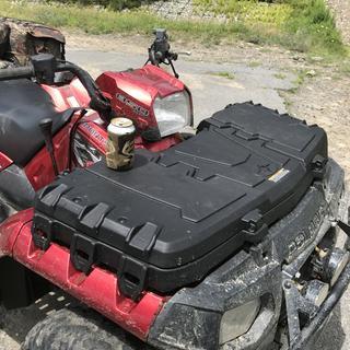 Polaris Lock & Ride Front Cargo Box | Parts & Accessories