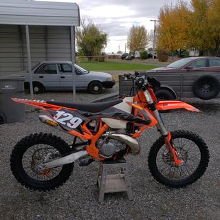 Acerbis Flo Orange