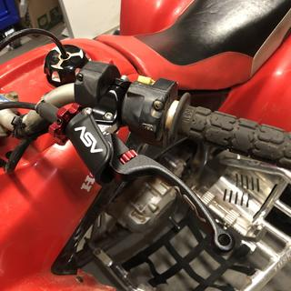 Great levers. Quality is unmatched.Love the adjustability and peace of mind having break away levers