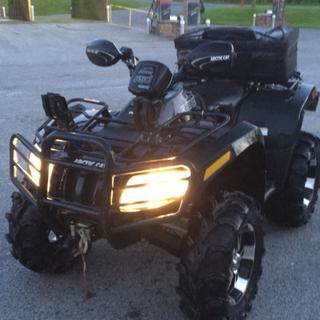 27-12-12 UTV 4x4 Set of 2 ITP Mud Lite XL ATV Front Rear Tires 27x12x12