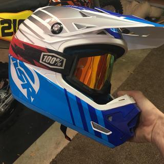 Fantastic helmet