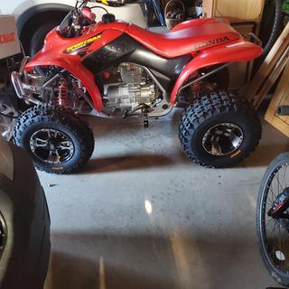 2003 honda 250