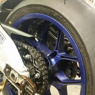 200x55x17 RS10 Rear - Yamaha R1M