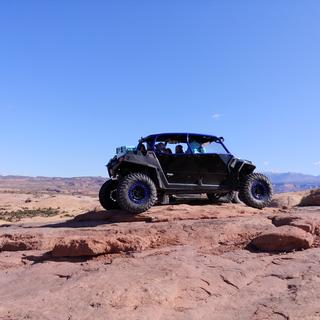 Tires worked great in moab !