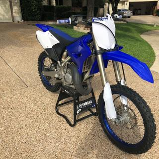Acerbis Full Plastic Kit YZ125