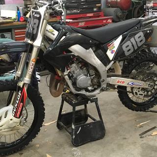 Gave my bike a new look