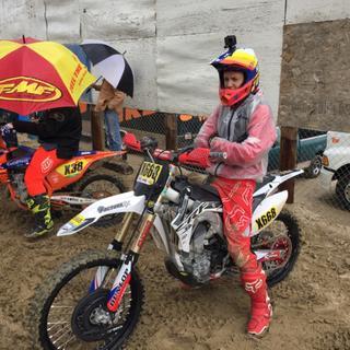 Thor Rain Jacket Glen Helen 2018 District 37 GP.