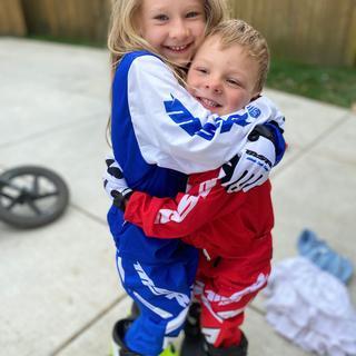Great gear = happy kids