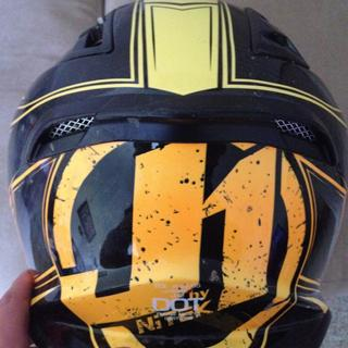 Top stripe is faded to yellow. The J1 Logo is still orange