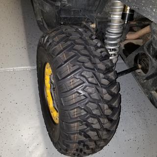 GBC Kanati Mongrel Radial Tire | Tires and Wheels | Rocky