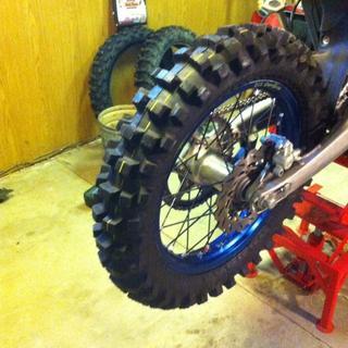 Best soft terrain tire. Period.