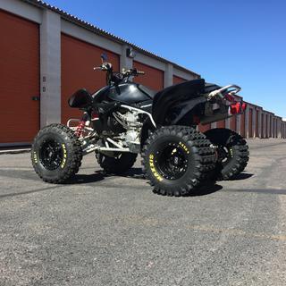 Maxxis Razr II Tire   Tires and Wheels   Rocky Mountain ATV/MC