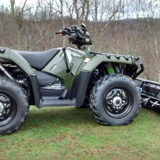 Very nice fits great looks great great buy for the Polaris.