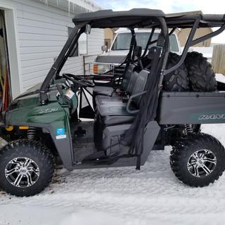 2011 Polaris Ranger