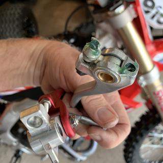 OEM and reflex levers