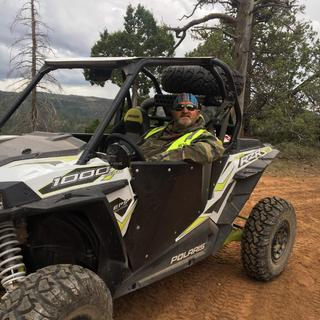 Up in Utah on the Bryce ATV/UTV Rally