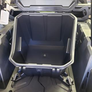 Perfect fit and still room in rear... 2019 RZR XP 1000