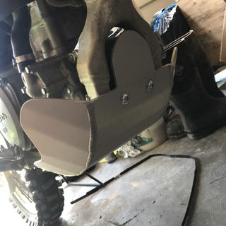Ricochet Offroad Skid Plate | Parts & Accessories | Rocky