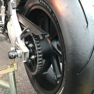 Great looking tire!