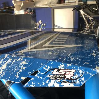 Can-Am LoneStar Racing Aluminum Roof | Parts & Accessories