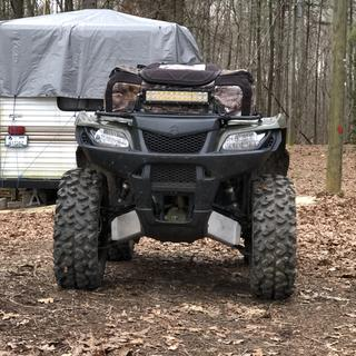 Ricochet A-Arm Guards | Parts & Accessories | Rocky Mountain ATV/MC