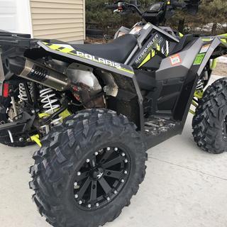 Maxxis Vipr 25x10-12 ATV Tire 25x10x12 25-10-12