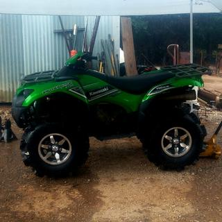 2in highlifter installed!