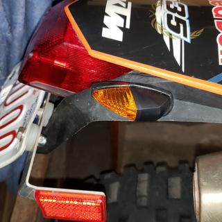 2010 KTM 450-EXC Installation