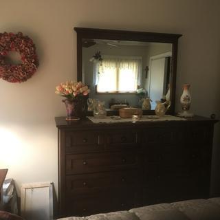 Beautiful, classy furniture!  Love it!