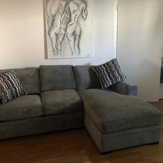 I just love my sofa from raymour&flanigan!!