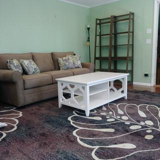 Getting many complements on our new family room furniture.