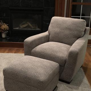 Carpenter Accent Chair