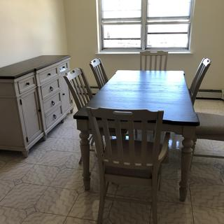 Love this table and chairs. Excellent quality