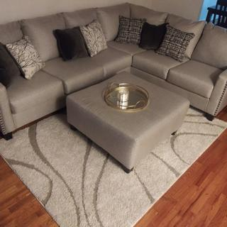 I love my set so much; my living room now look so mature and classy. Thank u R&F?
