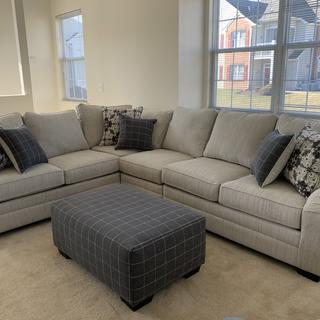 In love with this sectional!