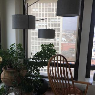 Perfectly beautiful in this corner of our 18th floor Philadelphia apartment!