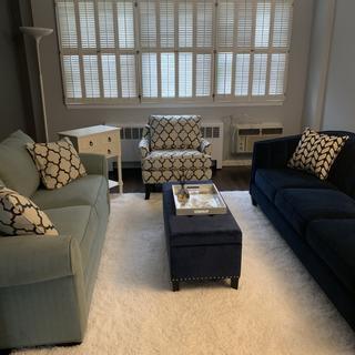 Glendora Full Microfiber Sleeper Sofa Suede So Soft
