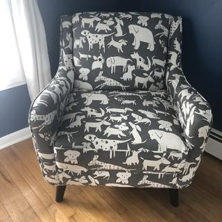 Loving this chair!  It is perfect!
