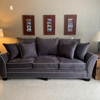 We love our new couch!