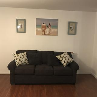 Love my new couch. Look exactly like it did in the store