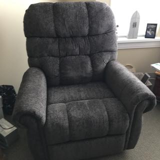 Happy with my purchase.  Looks and comfort are great.