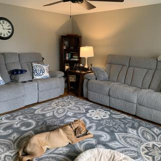 My living room!