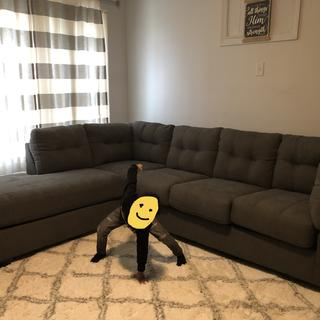 I took a big risk in buying a couch I had not seen in person but it was worth it. I love this couch!