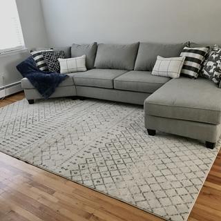 Cuddler, armless loveseat, chaise lounge